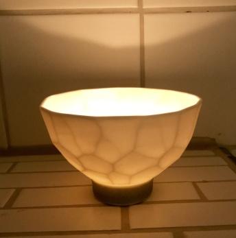 Ljusskål -