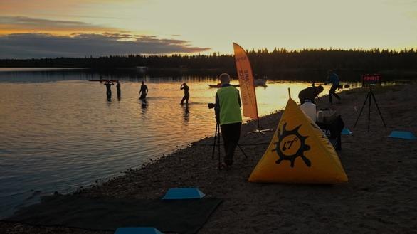 10 Minuter till start. Foto Katarina Eneqvist