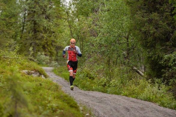 Sista 4km. Foto: Hans Berggren Photography