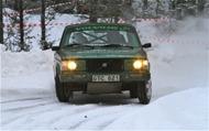 BILBOLAGS RALLYT 2013 OCH GÄSTANDE ANDER CARLSSON I HÖGERSTOLEN