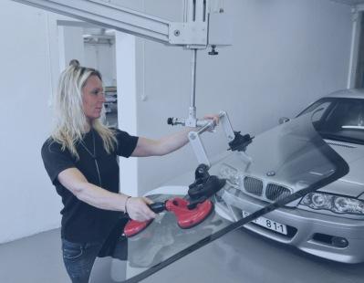ArmOne - ArmOne, Svenska bilglaslyften
