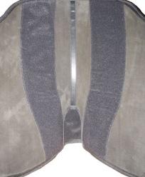 Karborre - Karborre under sadeln
