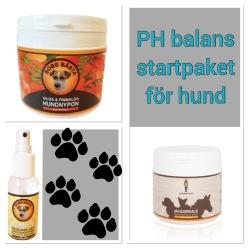 PH-balans startpaket hund - PH-balans startpaket hund