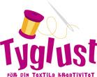 Tyglust är en modern tygaffär som säljer tyger, textilier & sytillbehör i centrala Laholm 20 km från Båstad i södra Halland.