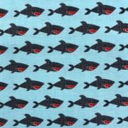 Hajar vävt bomullstyg