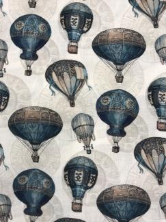 Luftballong vävd bomull -