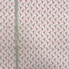 Liten rosa flamingo vävt bomullstyg