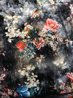 Kimono sammet - Kimono sammet