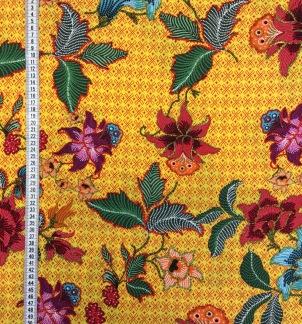 Blommor blommor gul -