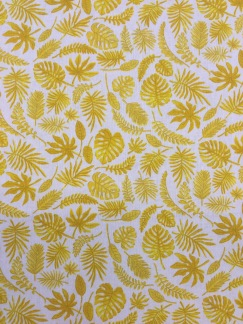 Miniblad gul - Miniblad gul