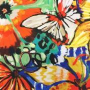 Akvarellbukett