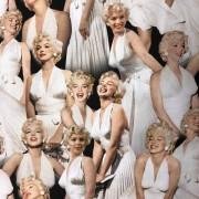 Marilyn Monroe färg