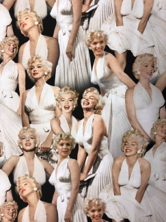 Marilyn Monroe färg - Marilyn Monroe