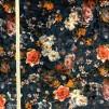 Kimono krossad sammet