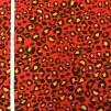 Leopard röd