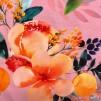 Bellis bommulstrikå rosa - Bellis Rosa