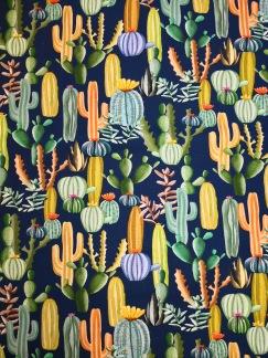 Kaktus - Bomullstrikå - Kaktus