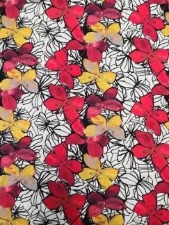 Fjärilar trikå - Fjärilar