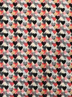Hjärtan trikå - Hjärtan