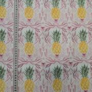 Ananas bomullstyg