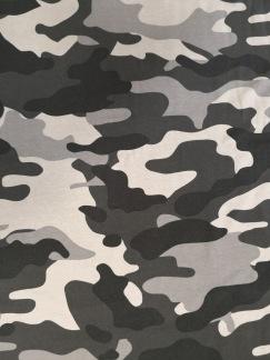 Kamoflage trikå - Navy