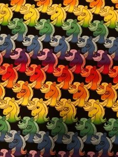 Regnbågs Unicorn - Regnbågs unicorn