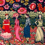 Frida Kahlo bomullstyg