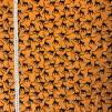 Orangea apor- bomulltrikå