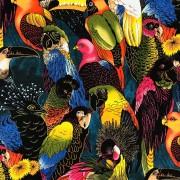 Birdies- bomullstyg