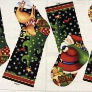 Julstrumpa svart- DIY rapport