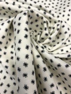 Spindlar- bomullsväv -