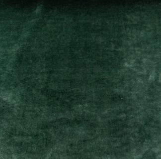 Stretchvelour grön -