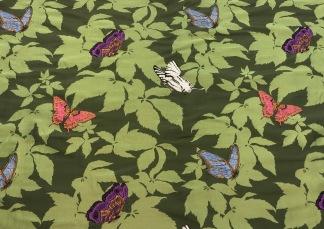 Fjärilsträdgård- grön -