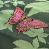 Fjärilsträdgård- grön