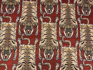 Orientalisk tiger -