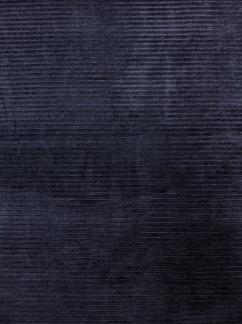 Stretchmanchester- marinblå -