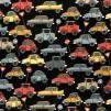 Biltrafik bomullstrikå