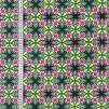 Majken lila- bomullsväv