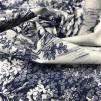 Porslinstiger- bomullsväv