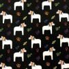 Regnbågshäst- bomullstrikå