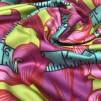 Sömnadsdjungel- bomullssatin