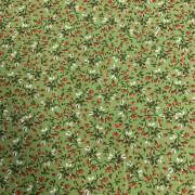 Gröna Små Blommor