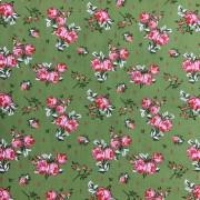 Gröna Stora Blommor