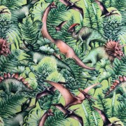 Vilda Dinosaurier