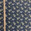 Blå Små Blommor
