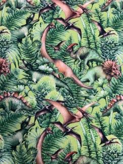 Vilda Dinosaurier -