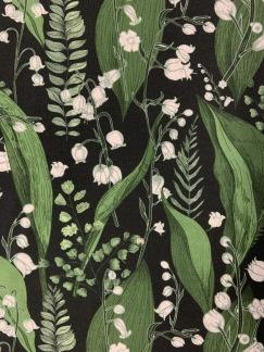 Gröna Sommar Blommor -
