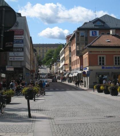Drottninggatan, Uppsala
