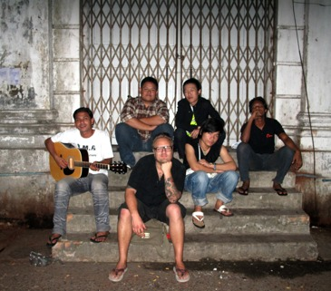 33rd street Rangoon
