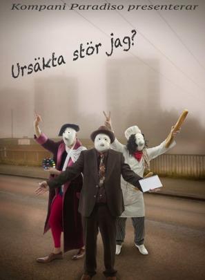 På gång: Ny show med Kompani Paradiso!